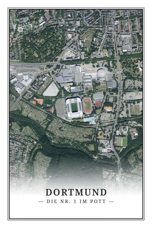 Stadtplan Dortmund Die Nummer 1 im Pott