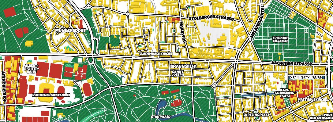 Beschriftungen im Stil Lichtenstein